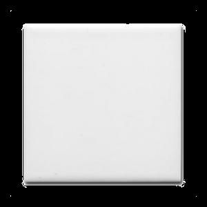 Begin ontwerp op blanko tegel
