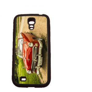 Rubber case Samsung Galaxy S4
